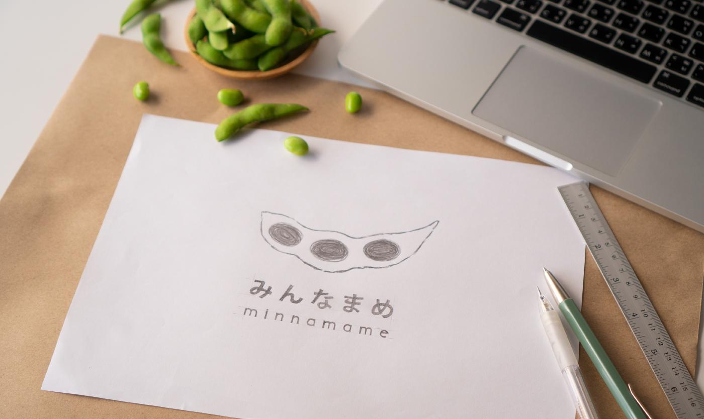 YindeeDesign Branding Packaging Minnamame 5
