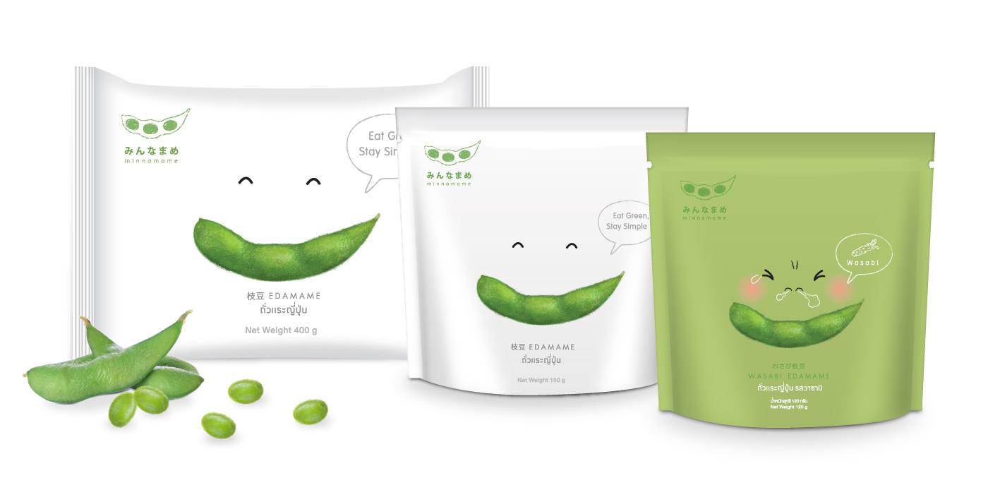 YindeeDesign Branding Packaging Minnamame 8