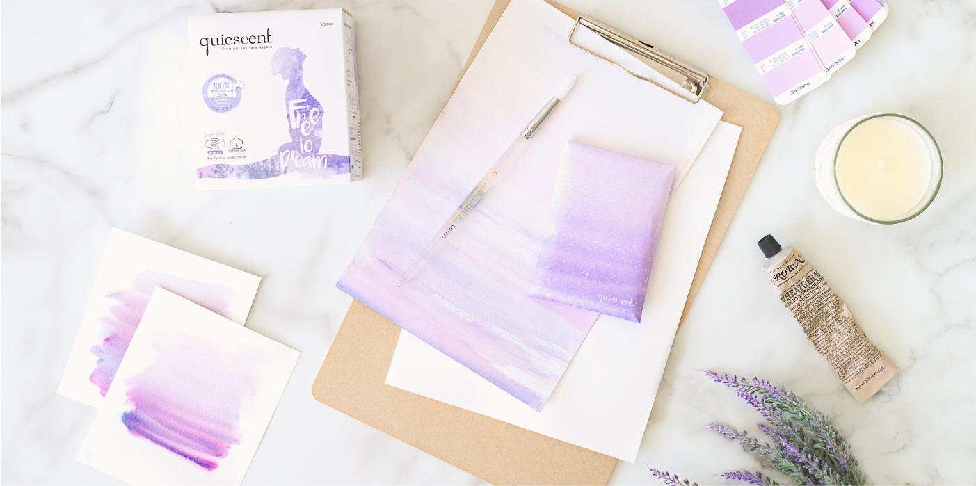 Yindeedesign Packaging Branding Quiescent 013