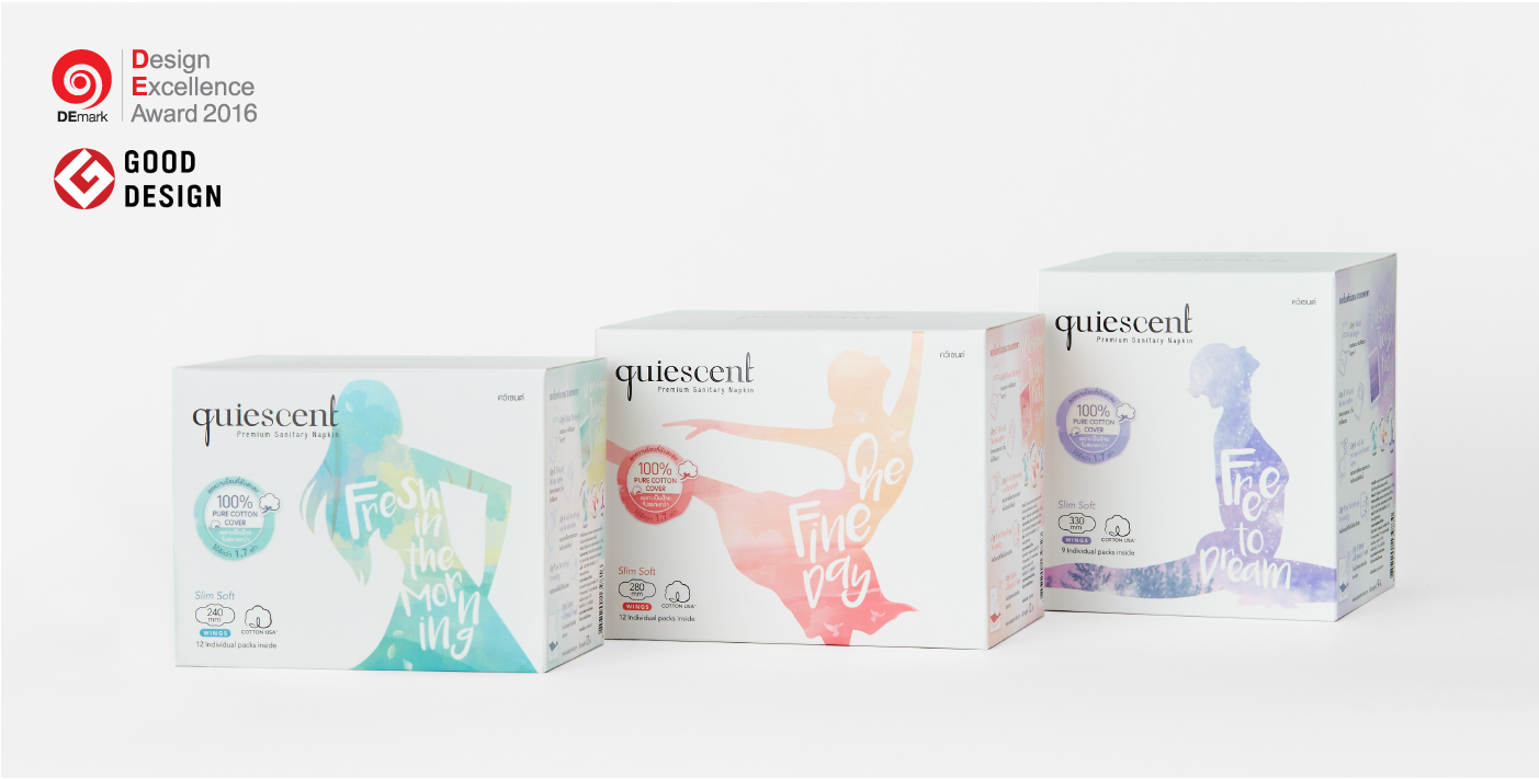Yindeedesign Packaging Branding Quiescent 04