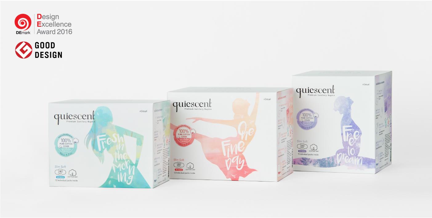 Yindeedesign Packaging Branding Quiescent 04