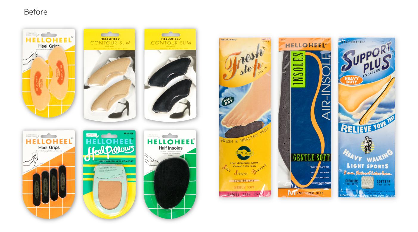YindeeDesign Branding Packaging Helloheel 11