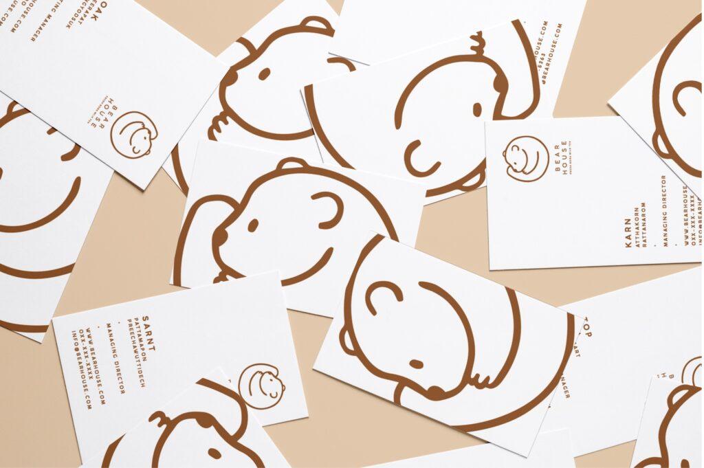 Bearhouse yindee design3