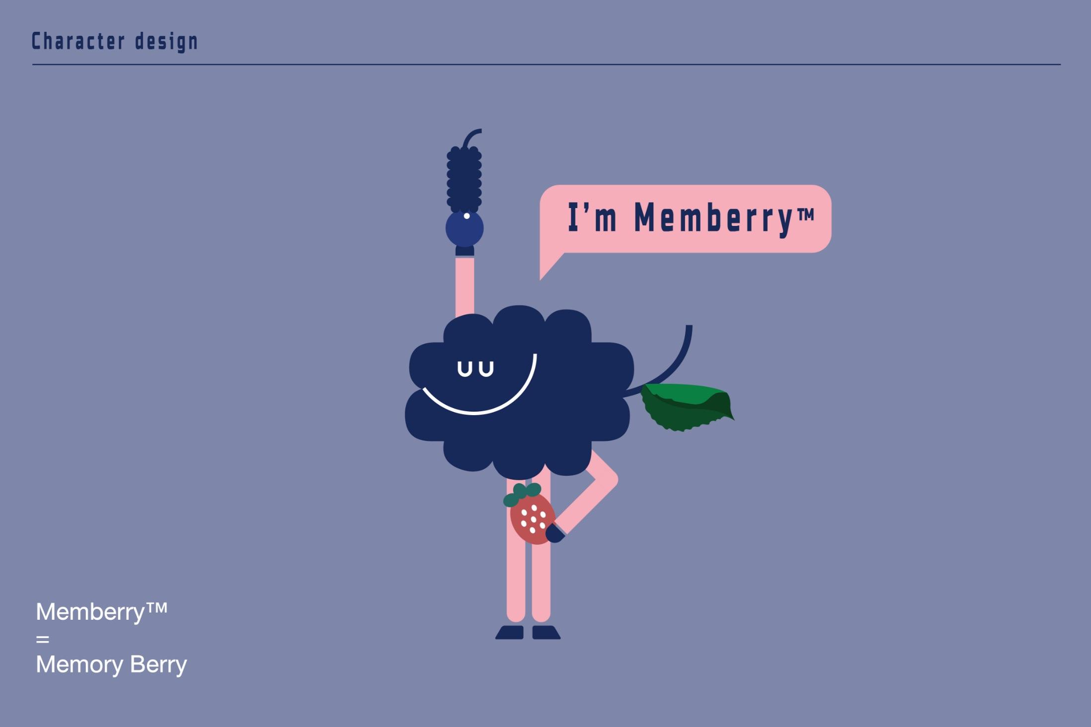 YindeeDesign Memberry 13